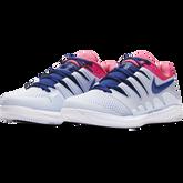 Alternate View 4 of Air Zoom Vapor X Women's Tennis Shoe - Light Blue