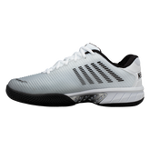 Alternate View 4 of Hypercourt Express 2 Men's Tennis Shoe - White/Black
