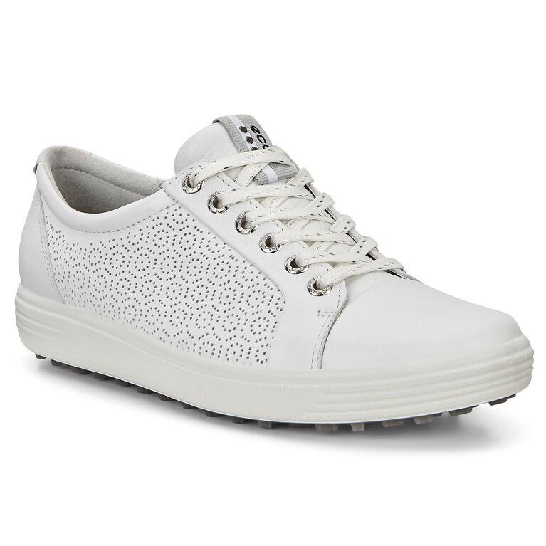 ECCO Casual Hybrid Women's Golf Shoe - White