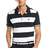 G/FORE Bold Stripe Polo