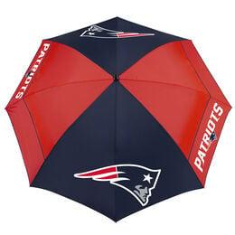 "Team Effort New England Patriots 62"" WindSheer Lite Umbrella"