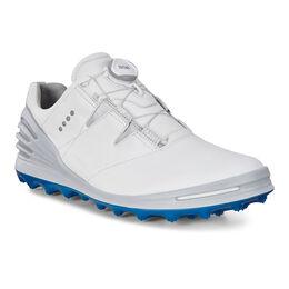 ECCO Cage Pro BOA 2 Men's Golf Shoe - White