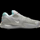 Air Zoom Vapor Cage 4 Men's Hard Court Tennis Shoe - Silver