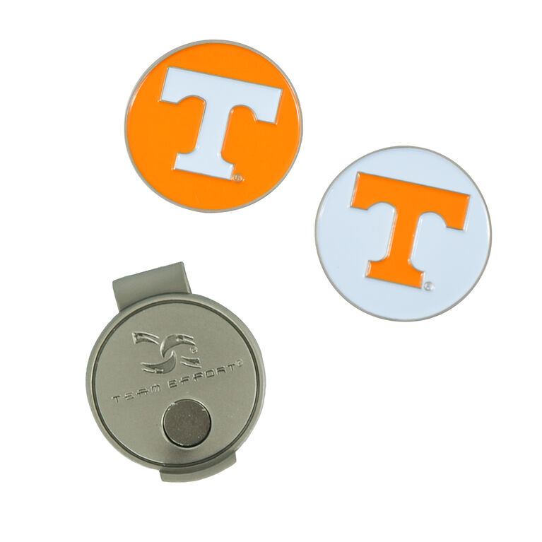 Team Effort Tennessee Volunteers Hat Clip