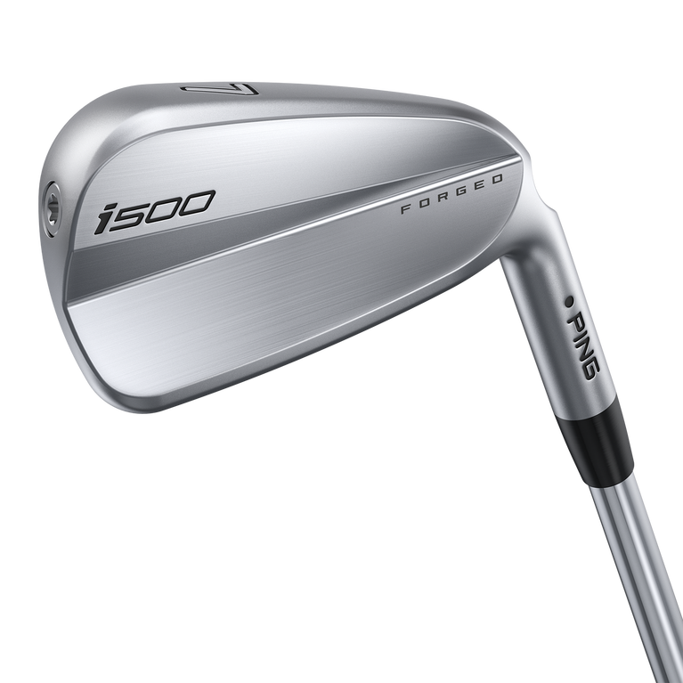 PING i500 5-PW, UW Left Hand Iron Set w/ UST Recoil ES SmacWrap Graphite Shafts