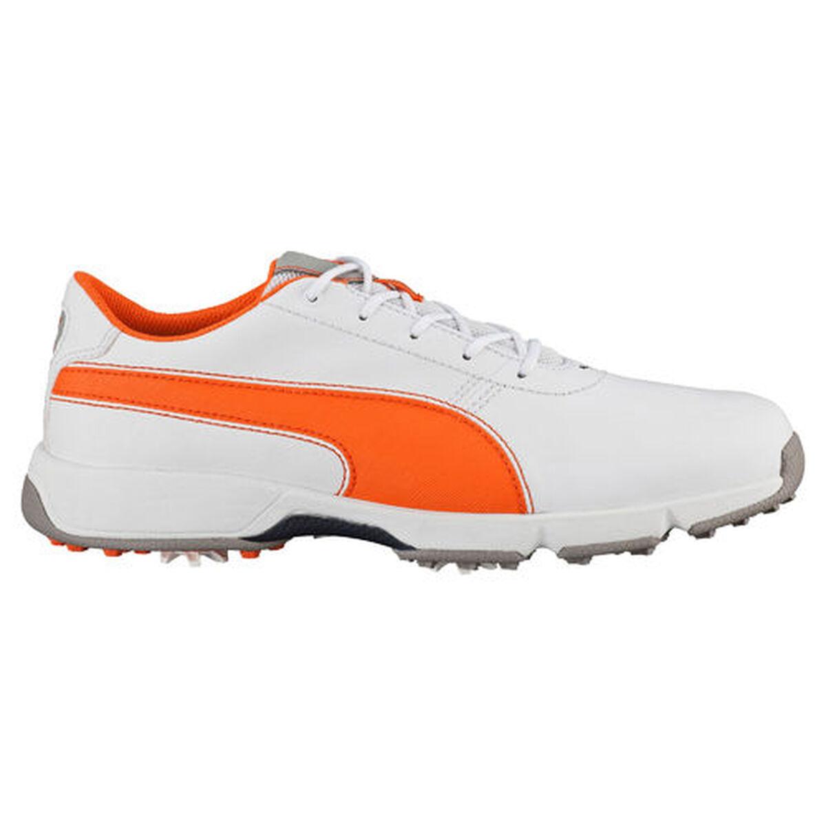 e63a29c10cd66d Images. PUMA Ignite Drive Men  39 s Golf Shoe - White Orange