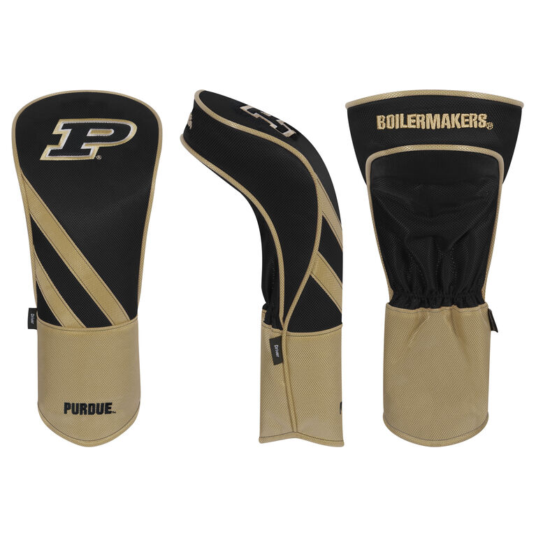Team Effort Purdue Boilermakers Driver Headcover