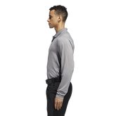 Alternate View 2 of Ultimate Climacool Long Sleeve Solid Polo Shirt