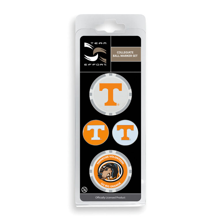 Team Effort Tennessee Ball Marker