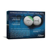 Alternate View 2 of Tour Soft Golf Balls - Personalized