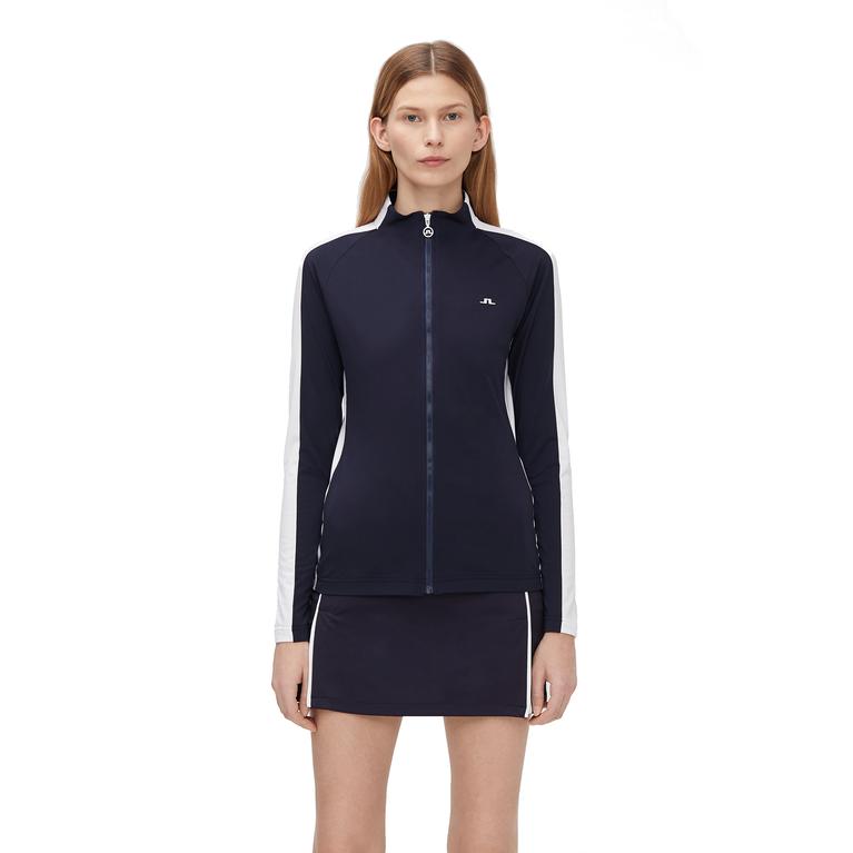 Marie Long Sleeve Full Zip Mid Layer Jacket