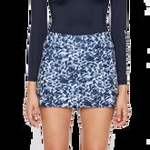 Amelie TX Jersey Print Skirt Front Cut