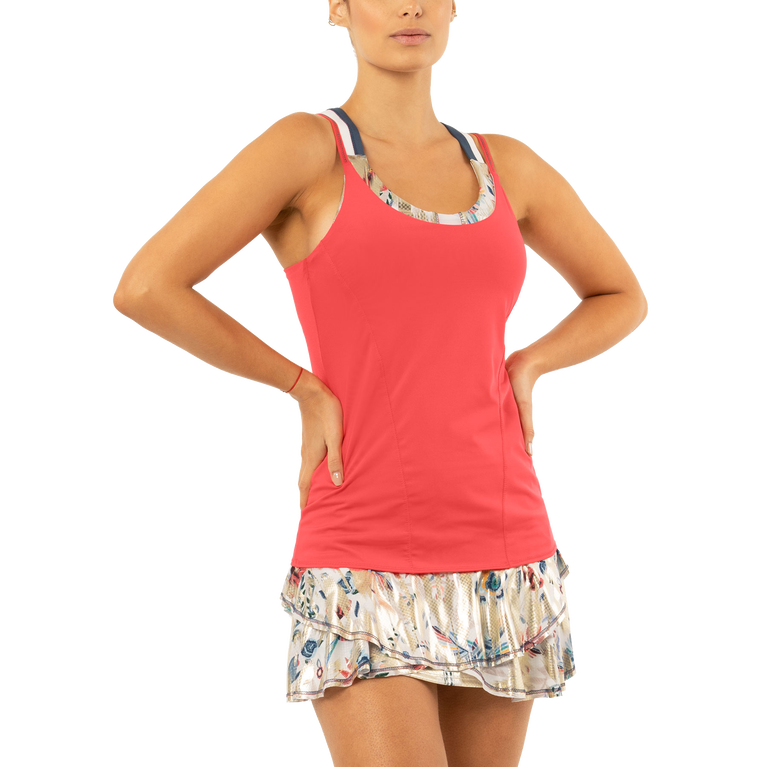 A Stitch in Time Collection: Sleeveless Bralette Tank Top