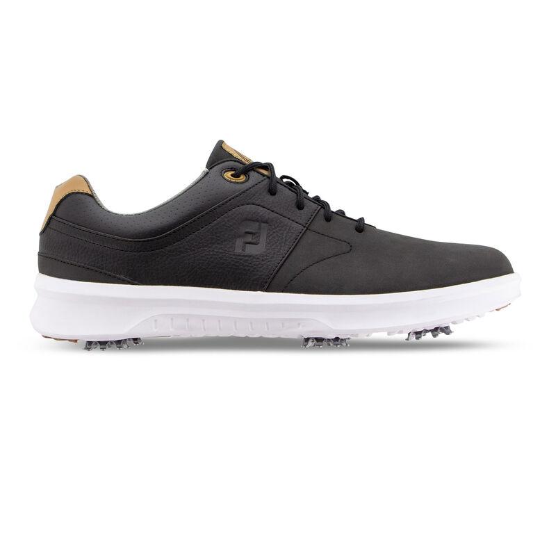 Contour Men's Golf Shoe - Black