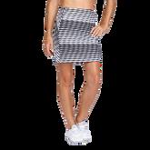 Essentials Corina Striped Jacquard Skort