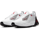 Alternate View 4 of Jordan ADG 2 Men's Golf Shoe - White/Red