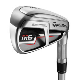 M6 5-PW, AW Iron Set w/ KBS Max 85 Steel Shafts