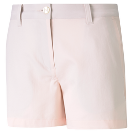 Girls Solid Golf Short