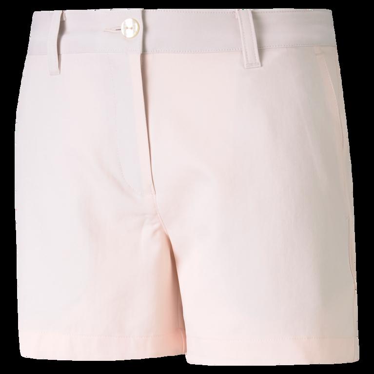 Girls Solid Golf Short