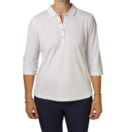 Women's 3/4 Sleeve Core Pull Over Top