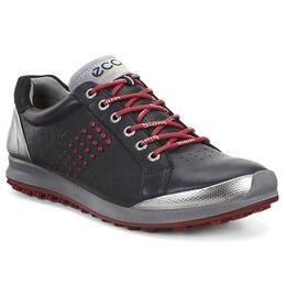 BIOM Hybrid 2 Mens Golf Shoe - Black/Red