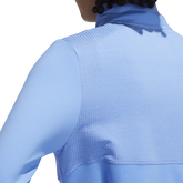 Alternate View 7 of Minted Blues Collection: Half-Zip Solid Pull Over Jacket
