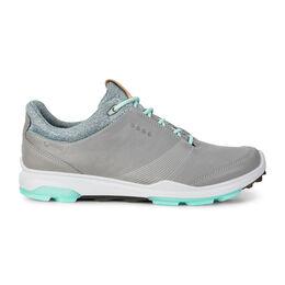 ECCO BIOM Hybrid 3 GTX Women's Golf Shoe - Grey
