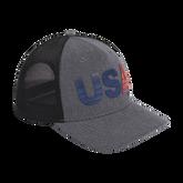 Alternate View 1 of USA Golf Trucker Cap