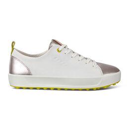 Soft Women's Golf Shoe - White/Silver