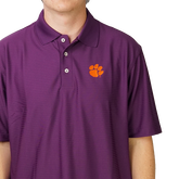 Alternate View 1 of Clemson Tigers Solid Polo