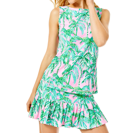 Renay Pink Blossom Print Sleeveless T
