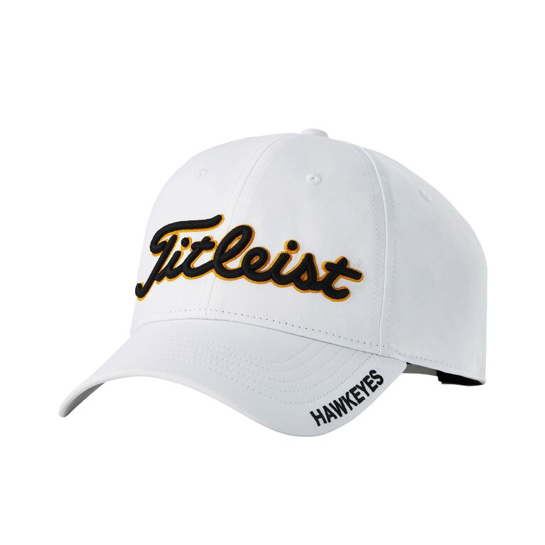 Tour Performance Collegiate Hat - Iowa