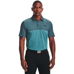 Men's UA Vanish Seamless Blocked Polo