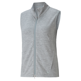 Cloudspun Heathered Full Zip Vest