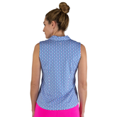 Alternate View 7 of Rojito Collection: Sleeveless Geo Print Top