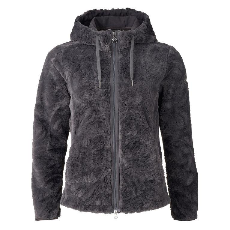 Cold Group: Joy Faux Fur Hooded Jacket