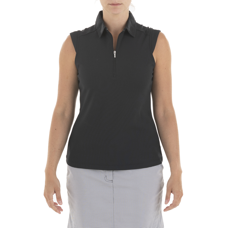 Sleeveless Nikki Polo Shirt