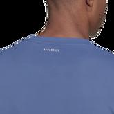 Alternate View 4 of Club 3-Stripe Men's Tennis T-Shirt