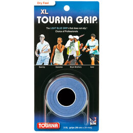 Unique Sports Tourna Grip XL 3 Pack - Blue