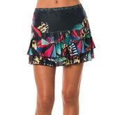 Lucky in Love Long Monarch Tier Skirt
