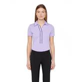 Flor Short Sleeve Polo Shirt