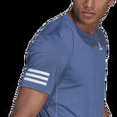 Alternate View 3 of Club 3-Stripe Men's Tennis T-Shirt