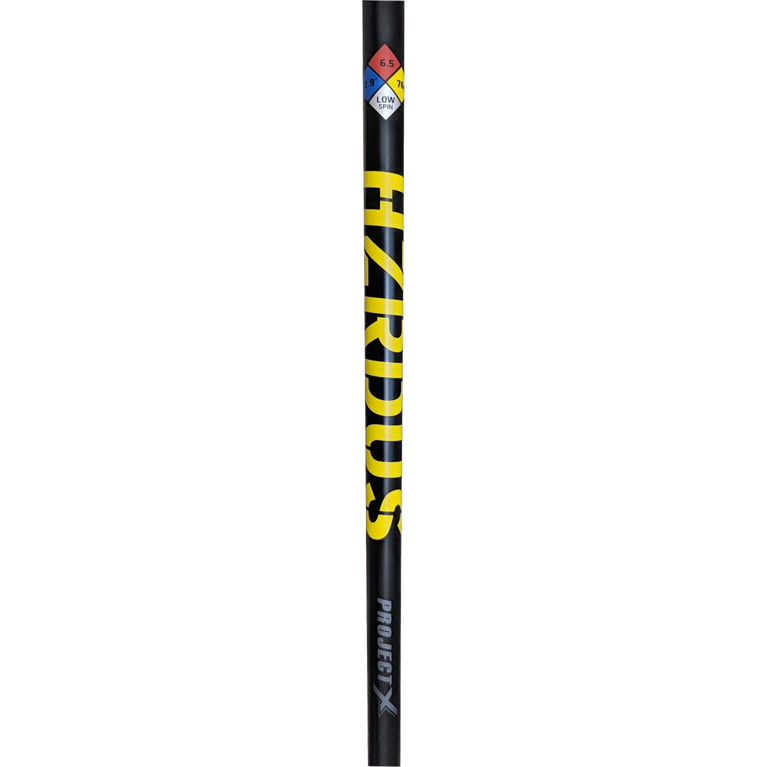 Project X HZRDUS Yellow Graphite Wood Shaft