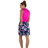 Alternate View 5 of Rojito Collection: Floral A-Line Mina Golf Skort