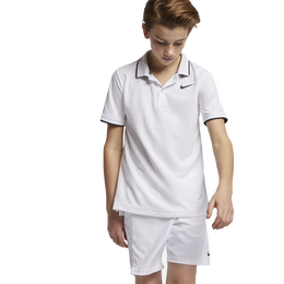NikeCourt Dri-FIT Boys' Polo