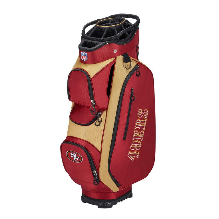 NFL Cart Bag - San Francisco 49ers
