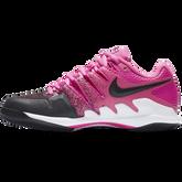 Alternate View 1 of NikeCourt Air Zoom Vapor X Women's Hard Court Tennis Shoe - Pink/Black