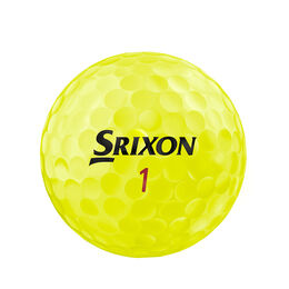 Z-STAR 6 XV Yellow Golf Balls