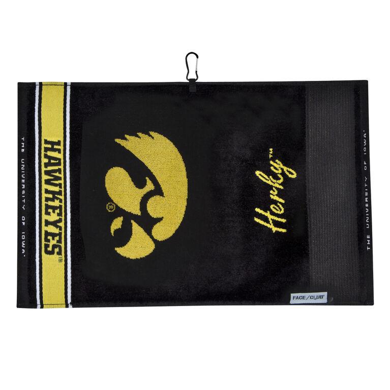 Team Effort Iowa Jacquard Towel