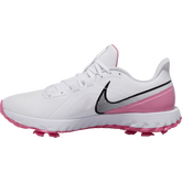 Alternate View 1 of React Infinity Pro Men's Golf Shoe - White/Pink